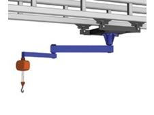 Ceiling Mounted Articulating Jib